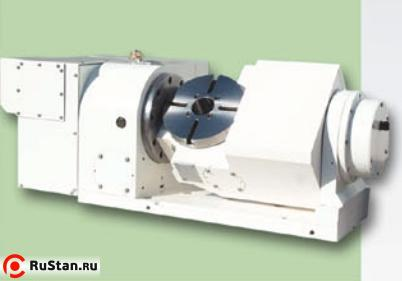 CNC Tilting Rotary table
