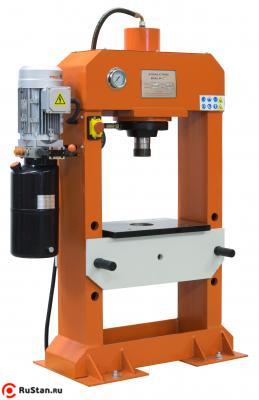 Гидравлический пресс Stalex HP-400 отзывы, характеристики с фото, инструкция, видео , арт. 382015
