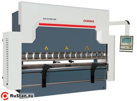 Гидравлический гибочный пресс Durma AD-R 25100 отзывы, характеристики с фото, инструкция, видео