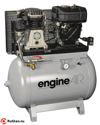 Компрессор EngineAIR B6000/270 11HP
