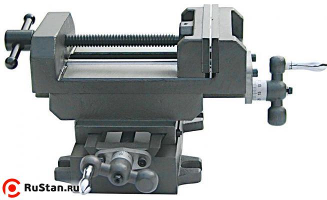 Тиски крестовинные Proma KS-125P отзывы, характеристики с фото, инструкция, видео , арт. 25300104