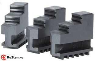 Сырые кулачки для токарного патрона Optimum Camlock CS3C ø 250 мм D1-6