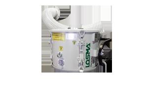 Аэрозолеотсасывающий агрегат фирмы «Losma»