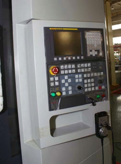 Система ЧПУ Fanuc 0i MD (Япония)